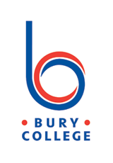 Bury College logo
