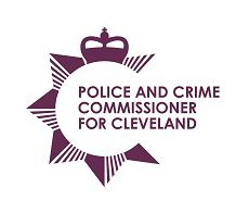 Police and Crime Commissioner for Cleveland logo