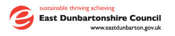 East Dunbartonshire Council logo