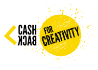Cashback for Creativity logo