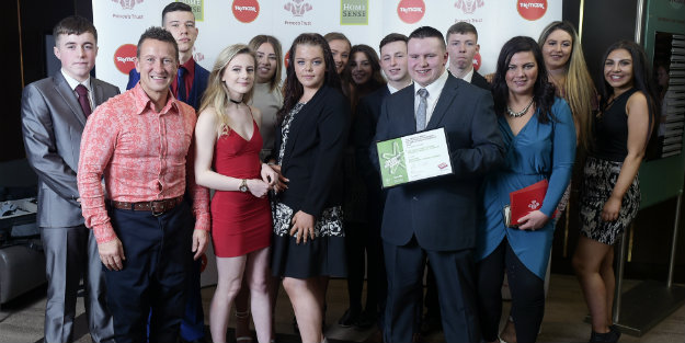 Coltness High School at Celebrate Success