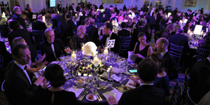Invest in Futures gala dinner