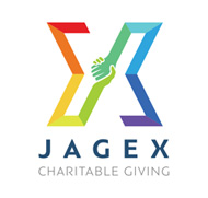 Jagex Charitable Giving logo