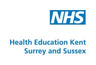 Health Education Kent Surrey and Sussex logo