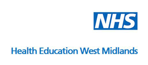 Health Education West Midlands logo