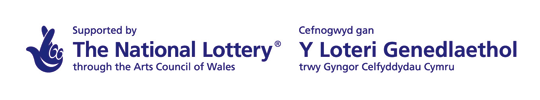 National Lottery Wales logo