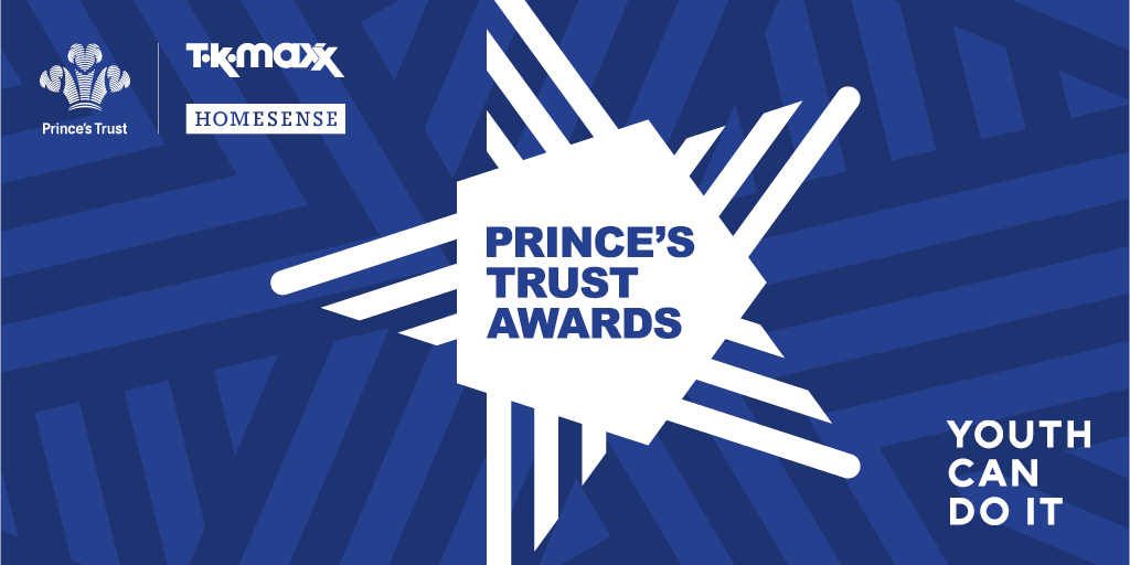 d50348c506386 The Prince's Trust Awards in Wales   The Prince's Trust and TK Maxx ...