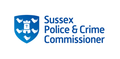 Sussex Police and Crime Commissioner logo
