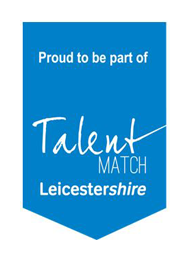 Talent Match Leicestershire logo