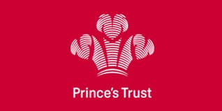 Prince's Trust logo as default image