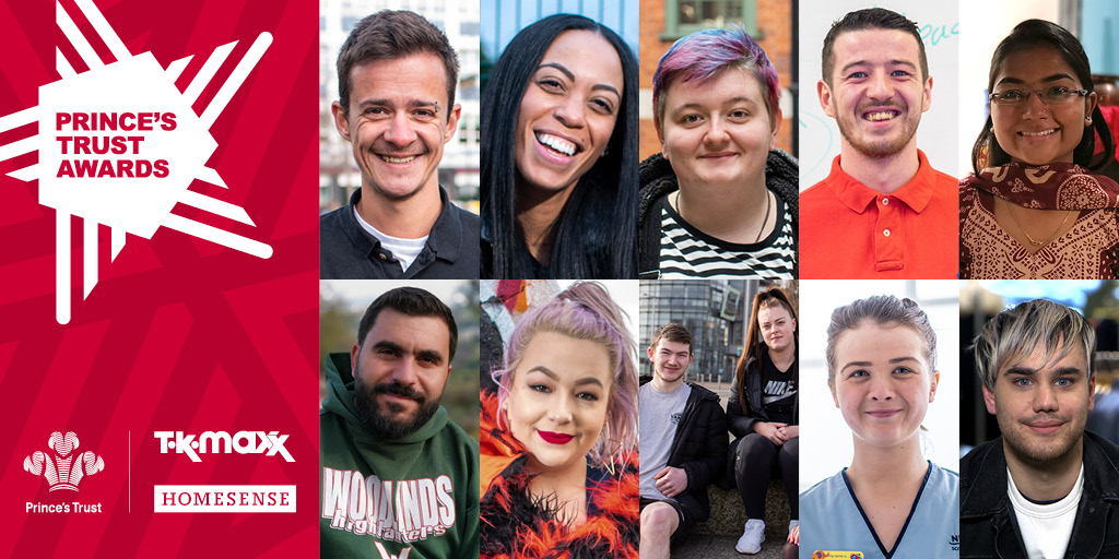 Prince's Trust Award National Award Winners 2019