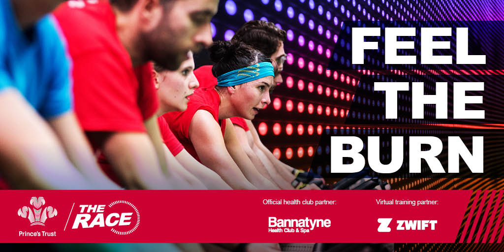 Feel the burn at The Race 2019 on 28th February
