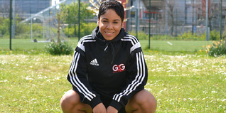 Francesca Brown, founder of Goals4Girls
