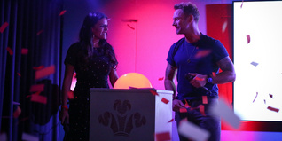 Ronan Keeting and Neev Spencer help launch Prince's Trust Music at YouTube Studios London