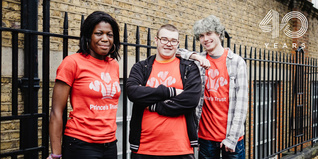 The Prince's Trust has inspired young lives for 40 years