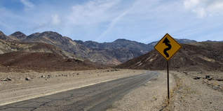 Death Valley cycle