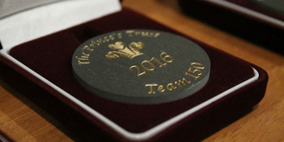 150th Team in Neath Port Talbot, commemorative medal