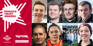 National Prince's Trust Award winners 2018
