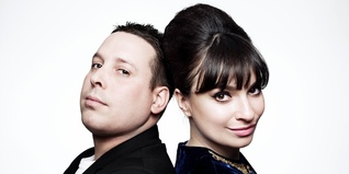 Joe Gray and chef Gizzi Erskine