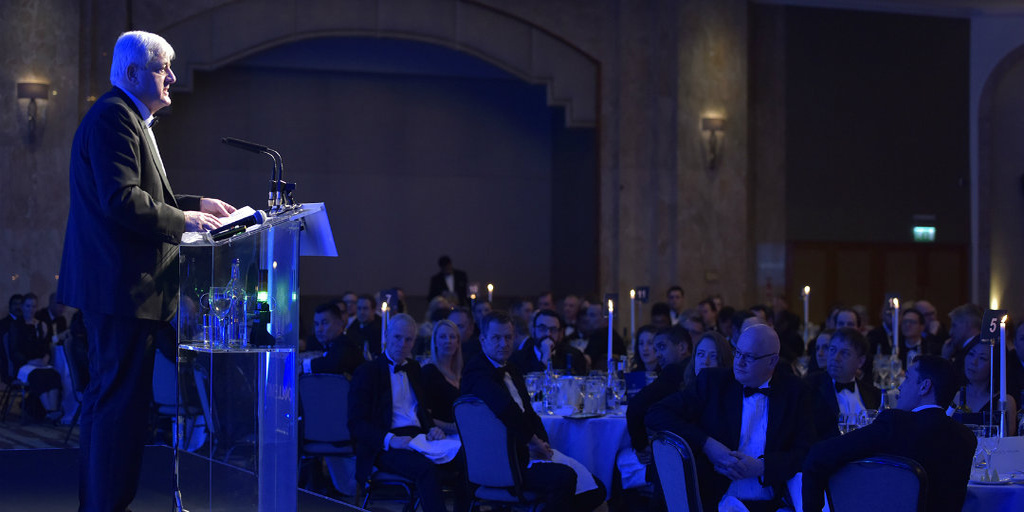 The Prince's Trust and Dell EMC Leadership Dinner 2018