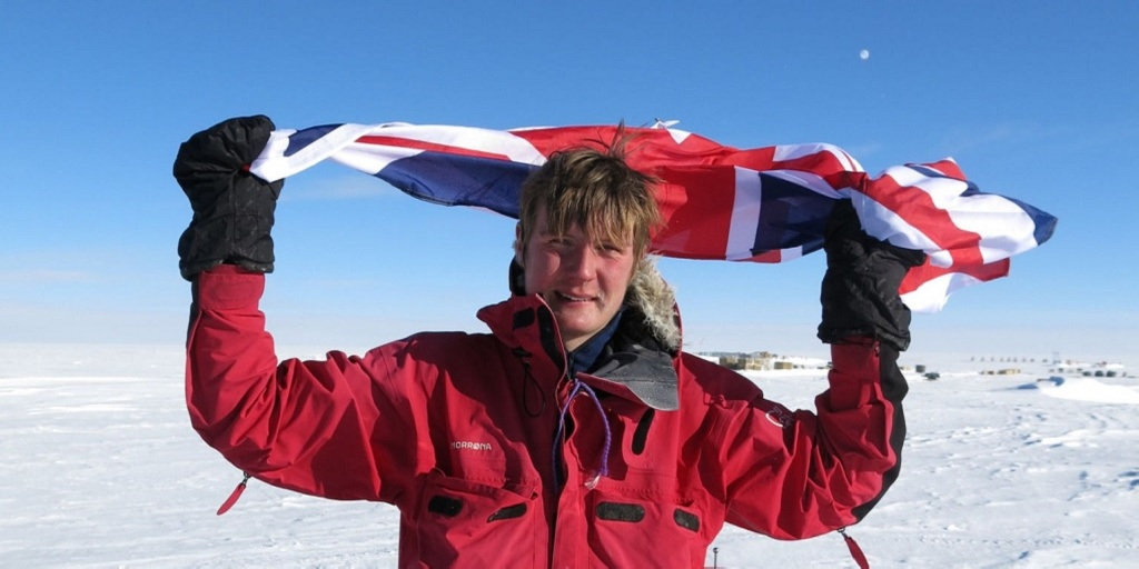 Lewis Clarke on his expedition