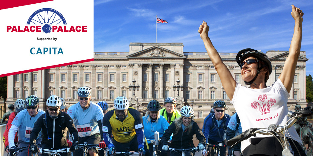 Palace to Palace 2016 supported by Capita