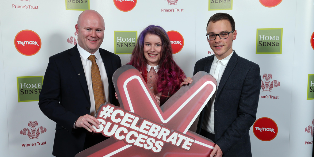 Shannon Robinson at Celebrate Success in Northern Ireland